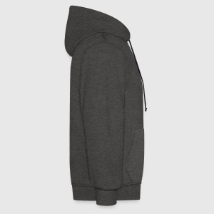 Contrast Colour Hoodie - Right