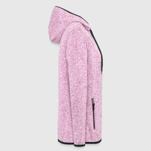 Women's Hooded Fleece Jacket - Right