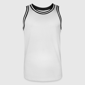 Men's Basketball Jersey - Front