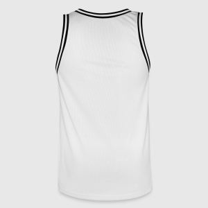 Men's Basketball Jersey - Back