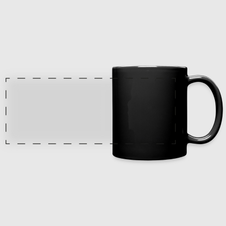 Full Color Panoramic Mug - Front