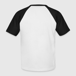 Men's Baseball T-Shirt - Back