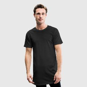 T-shirt long Homme - Devant