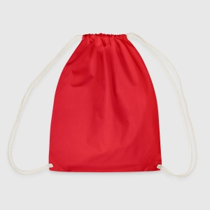 Drawstring Bag - Back