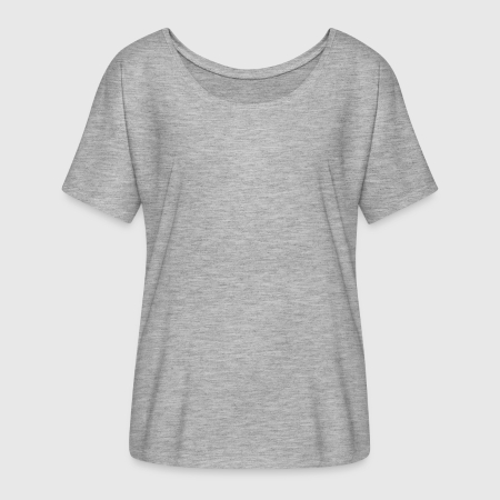 Women's Batwing-Sleeve T-Shirt by Bella + Canvas - Front
