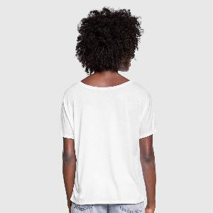 Women's Batwing-Sleeve T-Shirt by Bella + Canvas - Back