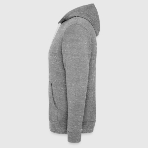 Unisex Tri-blend Hooded Jacket by Bella + Canvas - Left