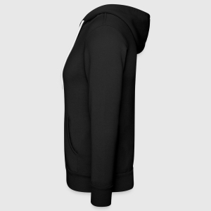 Unisex Hooded Jacket by Bella + Canvas - Left