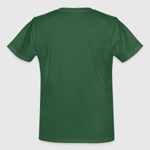 Men's Workwear T-Shirt - Back