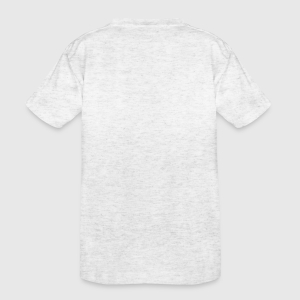 Heavy Cotton T-skjorte for barn - Bak