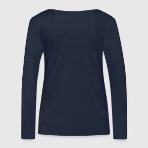 T-shirt manches longues bio Stanley & Stella Femme - Dos