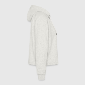 Women's Cropped Hoodie - Right