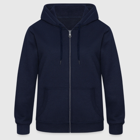 Women's Heavyweight Hooded Jacket - Front