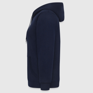 Women's Heavyweight Hooded Jacket - Left