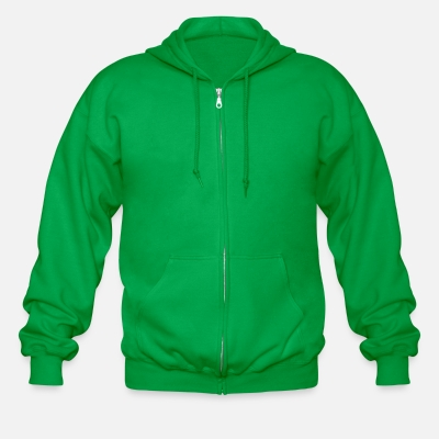 Men's Heavyweight Hooded Jacket