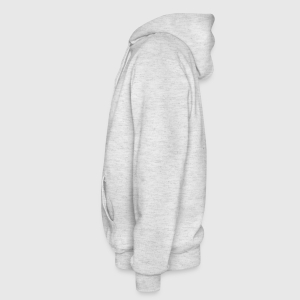 Men's Heavyweight Hooded Jacket - Left