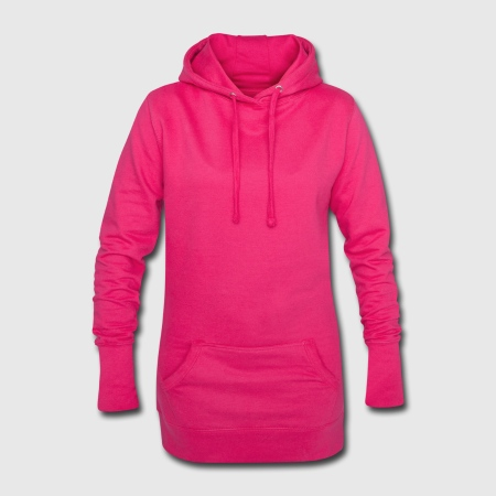 Hoodie Dress - Front