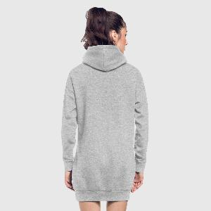 Hoodie Dress - Back