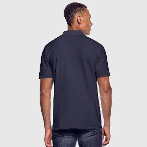 Men's Polo Shirt - Back