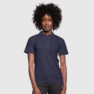 Women's Polo Shirt - Przód
