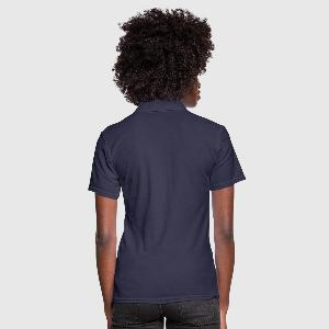 Women's Polo Shirt - Tył