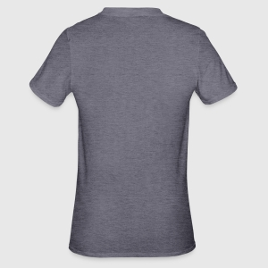 T-shirt chiné Homme - Dos