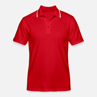 Tipped Poloshirt for menn