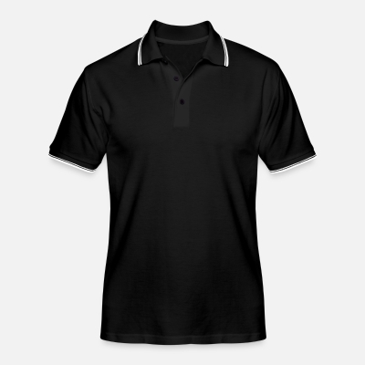 Men's Tipped Polo Shirt