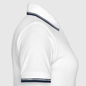 Women's Tipped Polo Shirt - Right