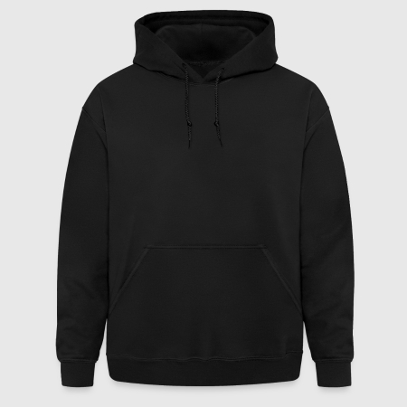 Men's Hooded Sweater by Gildan - Front