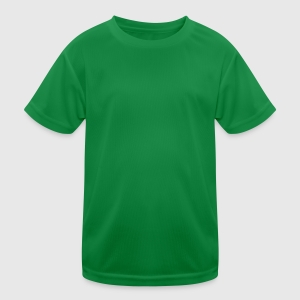 Kids Functional T-Shirt - Front