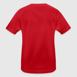 Kids Functional T-Shirt - Back