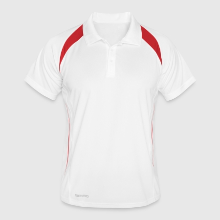Men's Polo breathable - Front