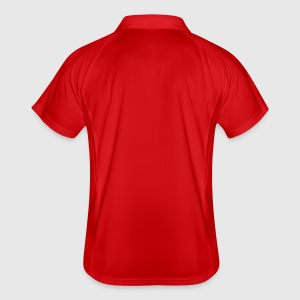 Men's Polo breathable - Back