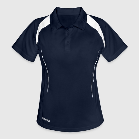 Women's Polo breathable - Front
