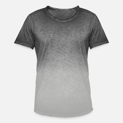 Men's T-Shirt with colour gradients