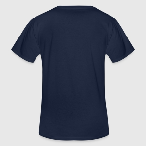 Men's V-Neck T-Shirt - Back