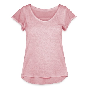 Women's Ruffle T-Shirt
