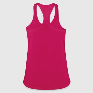 Women's Racerback Tank Top - Back