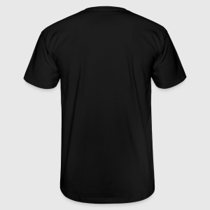 Men's T-shirt by Fruit of the Loom - Back
