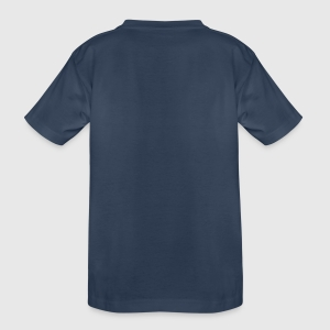 Teenager Premium Bio T-Shirt - Hinten