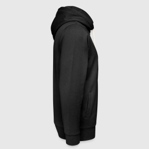 Shawl Collar Hoodie - Right