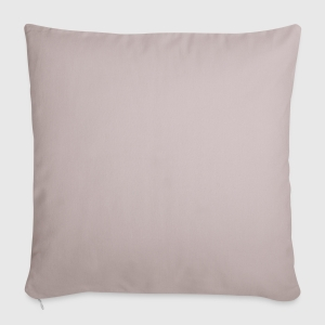 Sofa pillow with filling 45cm x 45cm - Back