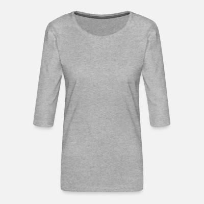 Women's Premium 3/4-Sleeve T-Shirt