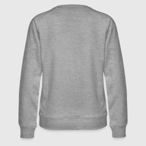 Women's Premium Sweatshirt - Back