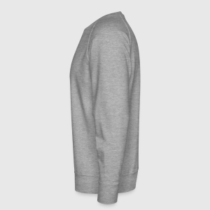 Mannen premium sweater - Links