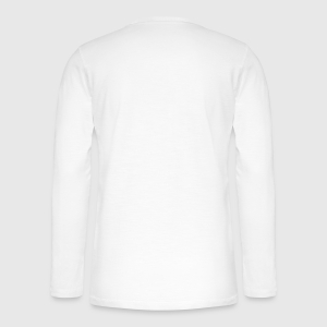 Henley long-sleeved shirt - Back