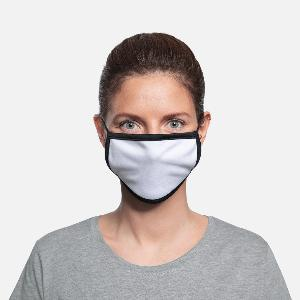 Contrast mask, adjustable (small) - Front