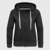 Angel wings, guardian angel, wings. - Women's Premium Hooded Jacket