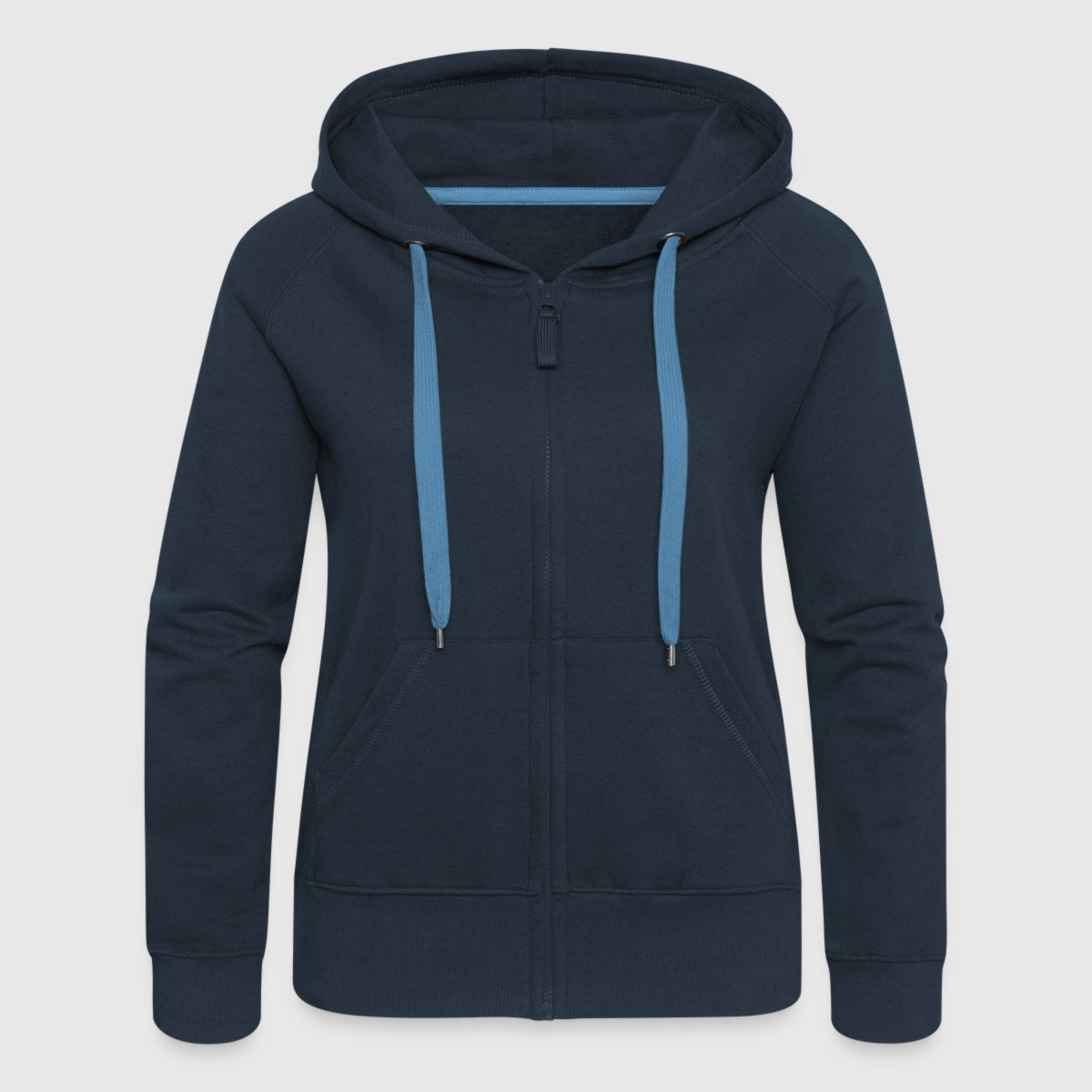 Women's Premium Hooded Jacket - Front